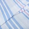 Ткань на отрез полулен простынный 150 см 5х50/3 Полоса фото