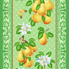 Ткань на отрез вафельное полотно 50 см 170 гр/м2 5609/2 Дюшес фото