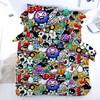 Маломеры перкаль 150 см 16091/1 Street Art 5.2 м фото