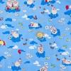 Маломеры бязь ГОСТ детская 150 см 317/1 Овечки цвет синий 10.8 м фото