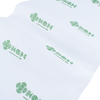 Полотенце вафельное отбеленное 200гр/м2 40/70 см с логотипом уценка фото