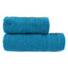 Полотенце велюровое Rombo 70/130 см цвет мурена фото