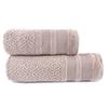 Полотенце велюровое Rombo 50/90 см цвет песочный фото