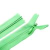 Молния пласт потайная №3 50 см цвет молодая зелень фото