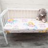 Простыня на резинке бязь детская 11919/1 Златовласка основа 80/160/15 см фото