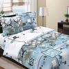 Постельное белье из бязи 705/1 Окинава Стандарт Евро фото