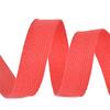 Лента киперная 10 мм хлопок 2.5 гр/см цвет F162 красный фото