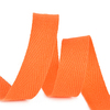 Лента киперная 15 мм хлопок 2.5 гр/см цвет F157 оранжевый фото