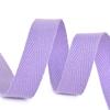 Лента киперная 15 мм хлопок 2.5 гр/см цвет F166 сиреневый фото