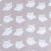 Ткань на отрез бязь плательная 150 см 1682/18 цвет кофе фото