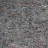 Мерный лоскут полотно холстопрошивное частопрошивное тёмное 80 см 0.8 м фото