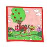 Платки носовые детские 20х20 Смешарики (12 шт) фото