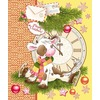 Полотно вафельное 50 см набивное арт 60 Тейково рис 5643 вид 3 Пять минут фото