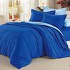 Маломеры полисатин гладкокрашеный 220 см 15-4105 цвет голубой (компаньон) 1.25 м фото