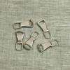 Подвес к бегунку №3 металл никель (юбка) фото