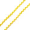Тесьма плетеная вьюнчик С-3015 (3584) г17 уп 20 м ширина 7 мм (5 мм) рис 8528 цвет 003 фото