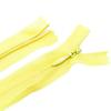 Молния пласт потайная №3 20 см цвет желтый фото