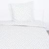 Постельное белье бязь ГОСТ 361/2 Полянка цвет синий 1.5 сп с 1-ой нав. 70/70 фото