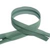 Молния пласт потайная №3 50 см цвет серо-зеленый фото