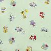 Ткань на отрез бязь детская 150 см 1408/3 цвет зеленый фото