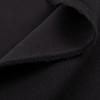 Маломеры футер 3-х нитка компакт пенье цвет черный 0.4 м фото