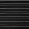 Маломеры футер с лайкрой Жаккард цвет черный 1 м фото