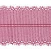 Кружево реснички 20см XJ026-1 бордо упаковка 3м фото