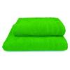 Полотенце махровое Перманент 70/130 см цвет салатовый фото