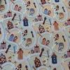 Ткань на отрез гобелен Жаккард 206 см С162-ЮА Фантазия 62 фото
