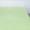Простынь махровая цвет Салатовый 180/220 фото
