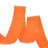 Лента киперная 10 мм хлопок 2.5 гр/см цвет F157 оранжевый фото