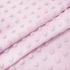 Мерный лоскут Плюш Минки Китай 180 см/55 см цвет розовый фото