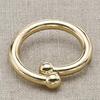 Пуговица металл ПМ24 золото уп 12 шт фото