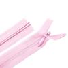 Молния пласт потайная №3 50 см цвет розовый фото