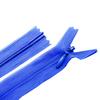 Молния пласт потайная №3 50 см цвет синий фото