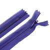 Молния пласт потайная №3 50 см цвет фиолетовый фото
