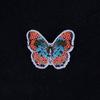 Термоаппликация ТАВ 204 бабочка малая 5*4см фото