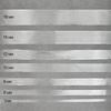 Лента силиконовая матовая ширина 8 мм толщина 0.12 мм фото