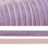 Лента бархатная 20 мм TBY LB2073 цвет сиреневый 1 метр фото