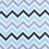 Ткань на отрез поплин 150 см 1797/2 цвет голубой фото