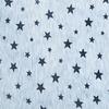 Мерный лоскут кулирка Звезды 1100-V20 190/98х2 см фото