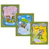 Набор вафельных полотенец 3 шт 45/60 см 35010 вид 1 День защитника отечества фото
