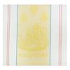 Полотенце лен 170гр/м2 Воскресенье цвет желтый 50/50 фото