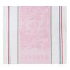 Полотенце лен 170гр/м2 Суббота цвет розовый 50/50 фото