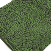 Коврик для ванной Makaron 50/80 цвет темно-зеленый фото
