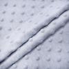 Мерный лоскут Плюш Минки Китай 180 см/120 см цвет серый фото
