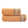 Полотенце махровое Sunvim 18В-2 Сафари 65/135 см цвет оранжевый фото