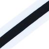 Лампасы №16 белая черная белая 3см уп 10 м фото