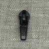 Бегунок спираль №5 крашеный черный авт №322 фото