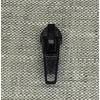 Бегунок спираль №7 крашеный черный авт №322 фото